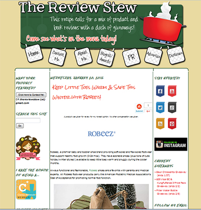 The Review Stew 1/21/16
